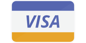 Credit Card Logo for VISA