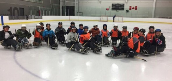 Image for Rec Sledge Hockey