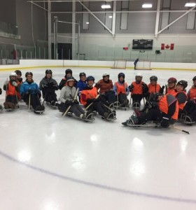 Event image for: Rec Sledge Hockey