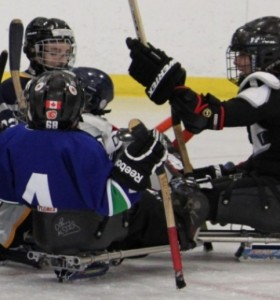 Sledge Hockey Team